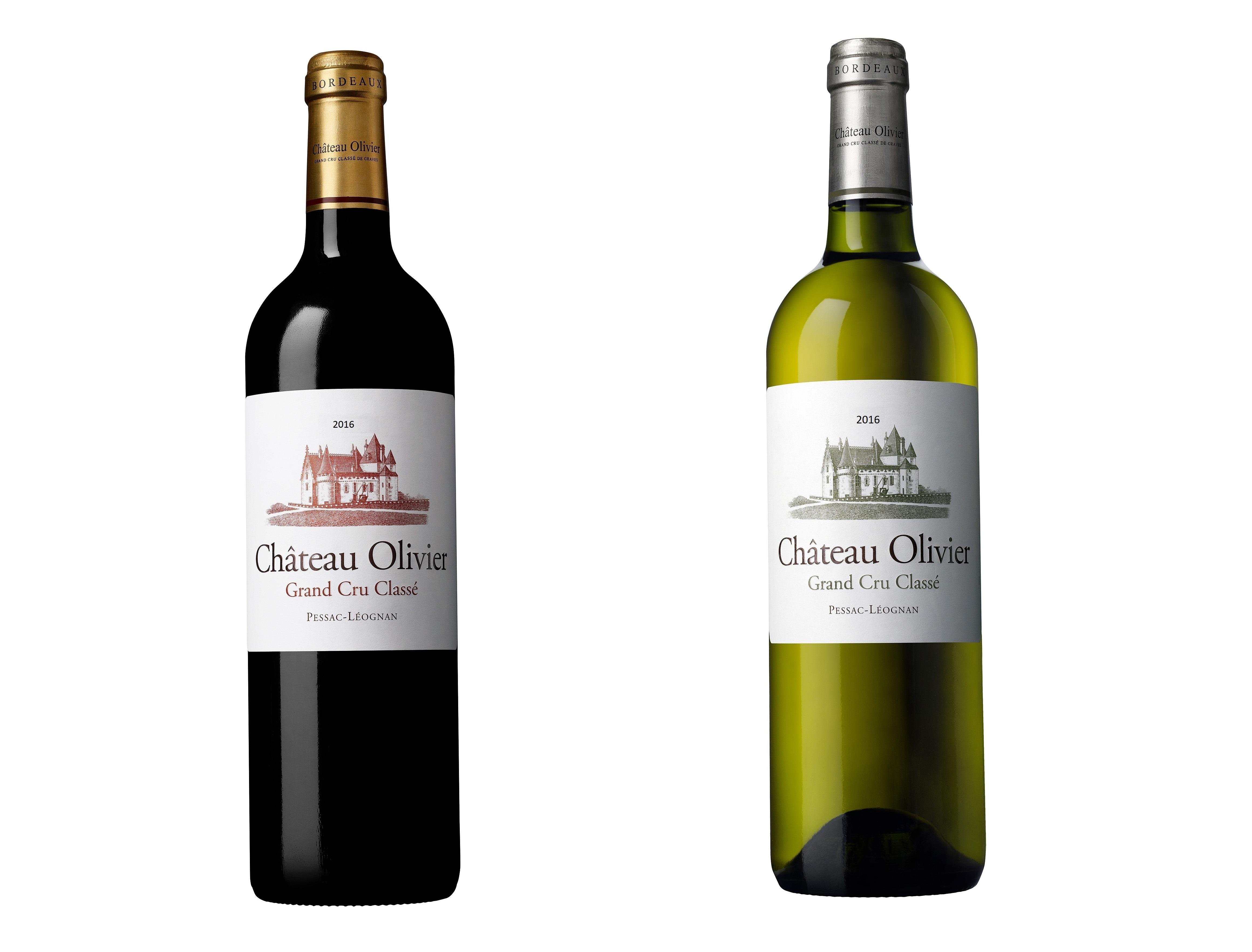 Primeurs 2016 barrel samples ch teau olivier grand cru for Chateau olivier