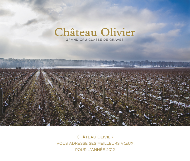 Beginning of the harvest ch teau olivier grand cru for Chateau olivier